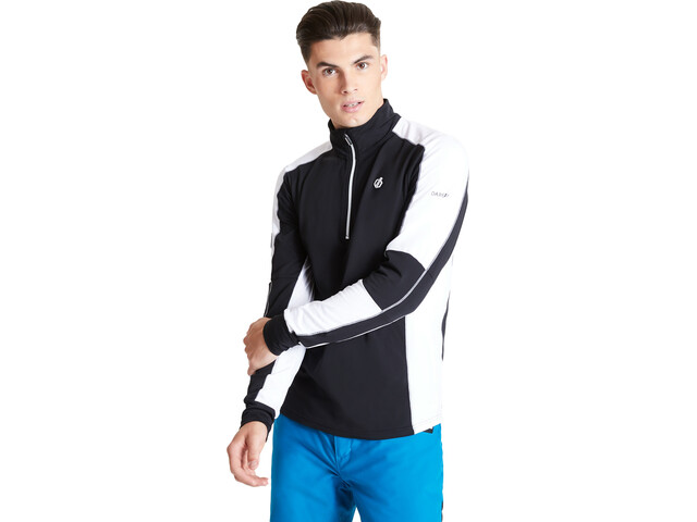 Dare 2b Out Right Core Longsleeve Stretch Shirt Heren, black